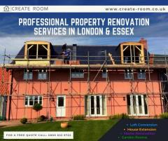 Property Renovations in Essex & London