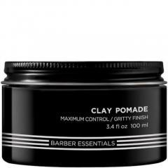 Redken Brews Mens Hair Clay Pomade 100ml