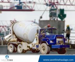 Hire Ready Mix Concrete in London  Save Time Concrete