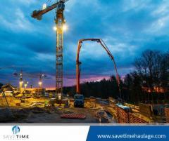 Get Ready Mix Concrete Wokingham  Save Time Concrete