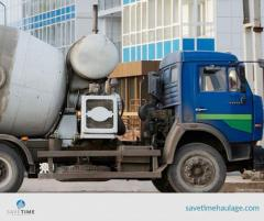 Onsite Concrete Mixing Farnborough-Save Time Concrete