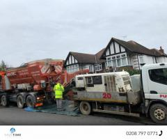 Onsite Concrete Mixing Services  Save Time Concr