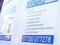 FOR REPAIRS TO WINDOWS AND DOORS AROUND THE NORTH EAST