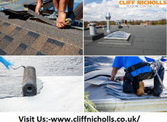 rubber roofing wolverhampton