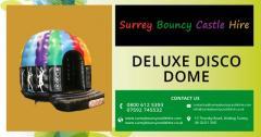 Deluxe Disco Dome