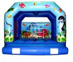 Underwater Bouncy Castle