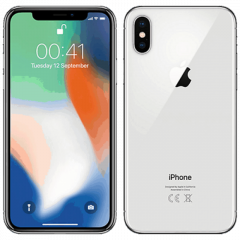 Used Iphone X 64Gb For Sale