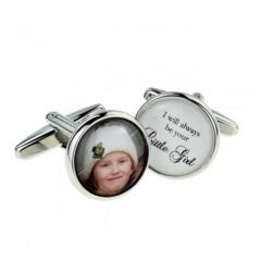Personalised Cufflinks at Ashton and Finch