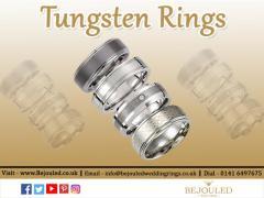 Tungsten Rings UK - Bejouled Ltd