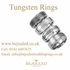 Tungsten Rings uk  Bejouled Ltd