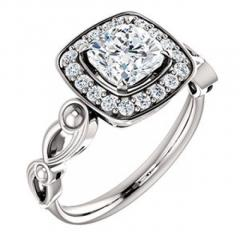 Create Vintage Style Engagement Rings From Bejou