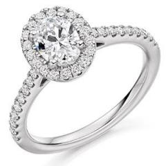 Choose Side Stone Engagement Rings From Bejouled