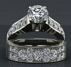 Bespoke Engagement & Wedding Rings From Bejouled