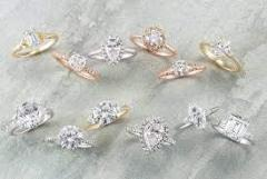 Shop Bespoke Diamond Engagement Rings From Bejou