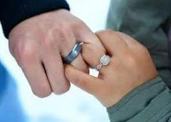 Shop Beautiful Mens Bespoke Weddings Rings & Wed