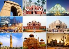 Explore the Indian Capital with Indiator