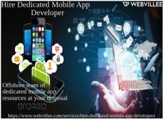 Why should you hire a dedicated mobile app developer-We