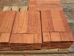 Manufacturer & Supplier of Wallaba Shingles
