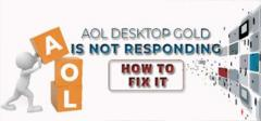 How To Resolve AOL Gold Icon Stops Responding