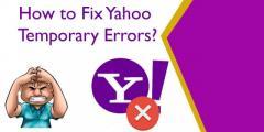 Troubleshoot Yahoo Login Errors  1 855-869-7373