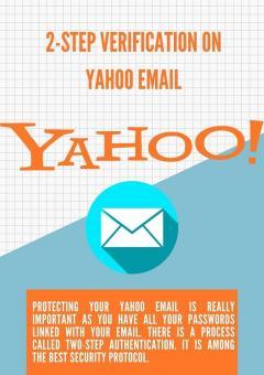 2-Step Verification On Yahoo Email