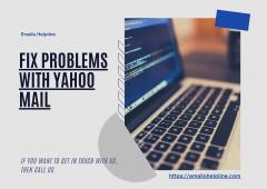 Fix Problems With Yahoo Mail - Emails Helpline