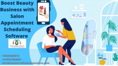 Salon Appointment App