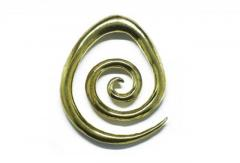 Shop Spiral Ear Weights - Sacred Skin Body Jewellery