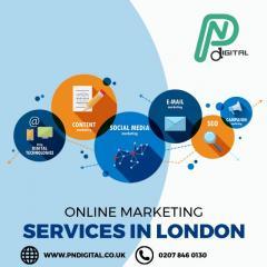 Online Marketing Company in London