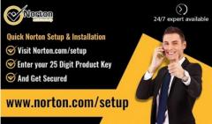 Nortoncomsetup - Enter Your Key - norton setup