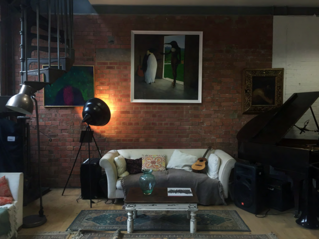 Hackney Wick Ground Floor Studio - All Bills Included 3 Image