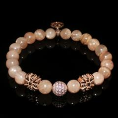 Moonstone Bracelet For A Passionate Love