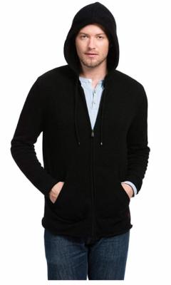 Citizen Cashmere Zip up Hoodies for Men