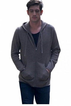 Zipup Hoodies for Men by Citizen Cashmere