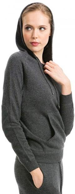 Citizen Cashmere Pullover Hoodies for Womens