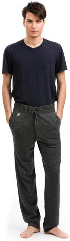 Citizen Cashmere Mens Lounge Pants - 100 Cashmere