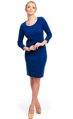 Buy Scoop Neck Jumper Dress for Women  Citizen Cashmer