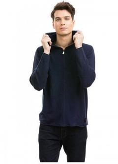 Long Sleeve Classic V-Neck Pullover Jumper for Men - 10