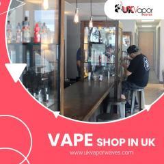 Vape Shop in UK