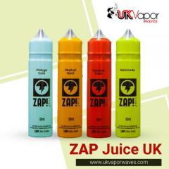 Zap Juice UK