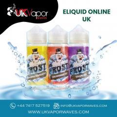 Online American E-Liquid in UK