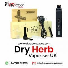 Dry Herb Vaporiser UK