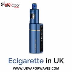 Ecigarette in UK