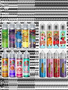 Ice Lush E-Liquid 30Pg70Vg 0Mg Nicotine All Flav