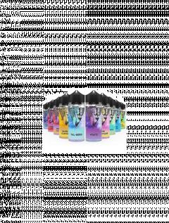 Yalla Yalla 100Ml E Liquid Vape Juice 0Mg
