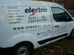 Registered electrician on call 24-hours a day