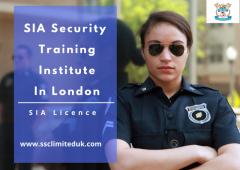 SIA Security Supervisor Training in Northolt, London