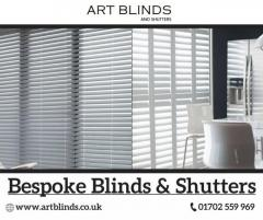 Bespoke Blinds & Shutters at Affordable Prices in Essex