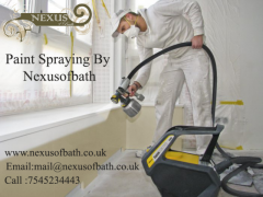 PAINT SPRAYING SERVICE BRISTOL