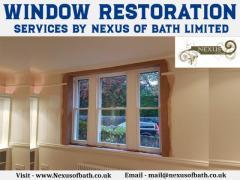 Window Restoration Services By Nexus Of Bath Lim